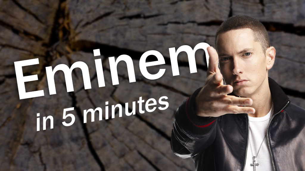 Learn About Eminem in 5 Minutes