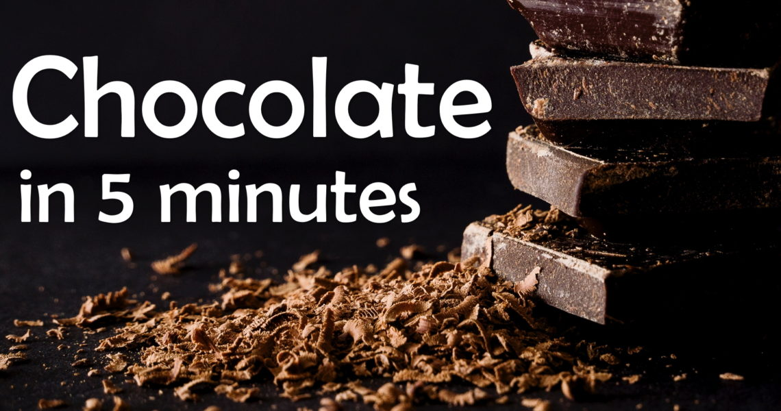 Learn About Chocolate in 5 Minutes
