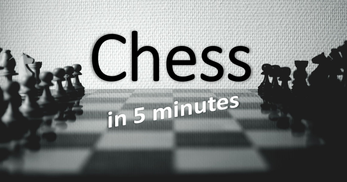 Learn About Chess in 5 Minutes