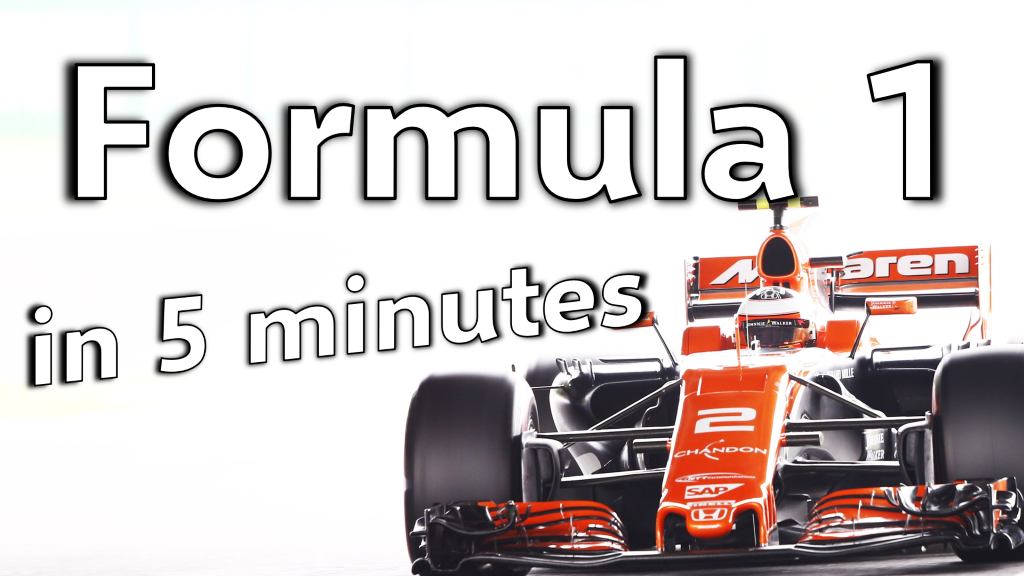Learn About Formula 1 in 5 Minutes